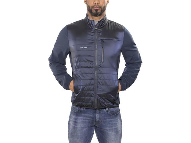Meru Saskatoon Hybrid Jacket Herre dress blue